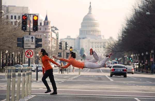 Dancers Among Us: Photographs Inspire Us to Appreciate Each Moment