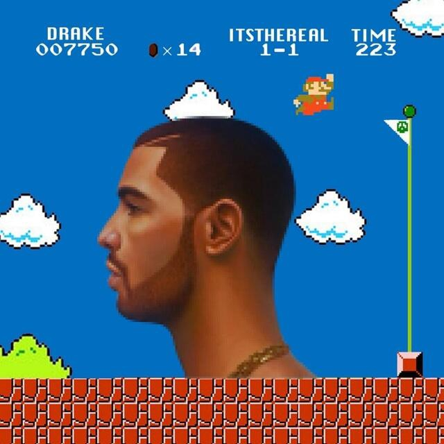 Internet Parodies Drake's 'Nothing Was The Same' Cover artistic, funny-crazy-wtf-people, interesting, random, silly, weird