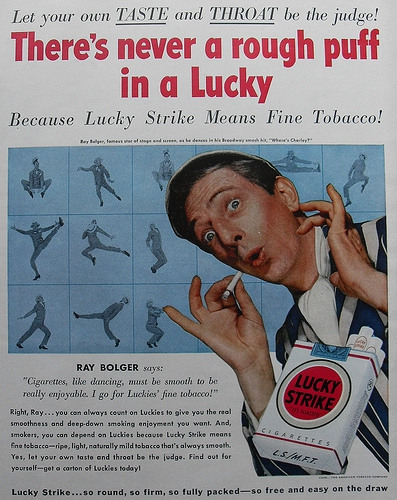 34 Misleading Vintage Ads Promoting The Benefits Of Smoking artistic, funny-crazy-wtf-people, interesting, random, silly, weird