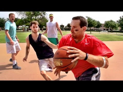 Hilarious Video Perfectly Captures the Bozos Play Pickup Basketball