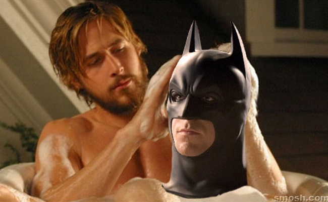 'The Dark Notebook Rises', A Mashup Video Of Batman And 'The Notebook'
