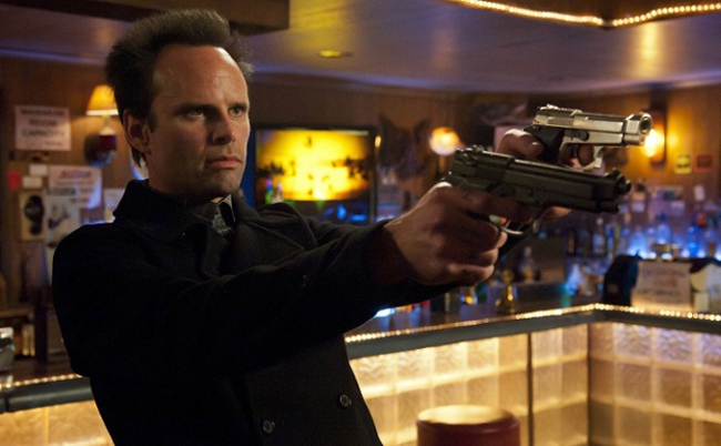 'Justified's' Walton Goggins Is Developing A New Drama For Fox