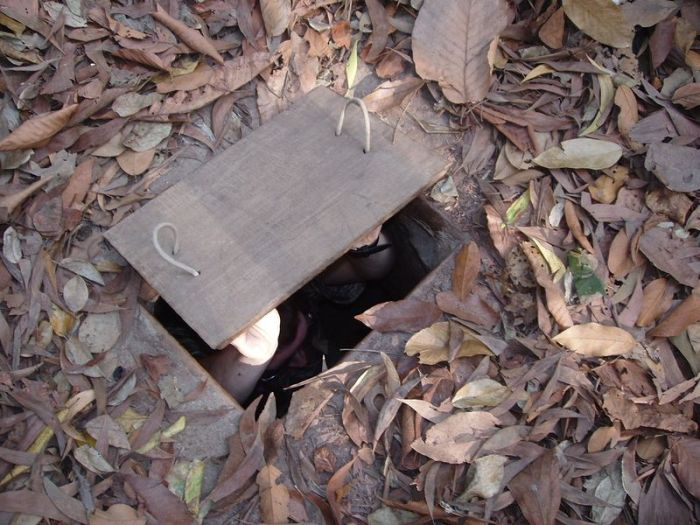 "Cu Chi Tunnels  ""tunnel"", cu-chi, history, interesting, museum, operation, travel, vietnam, war"