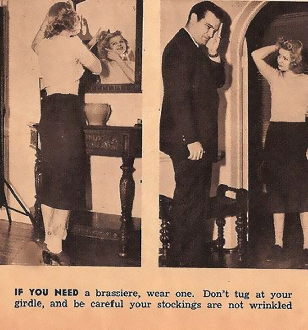 Hilarious and Sexist Dating Tips From 1938