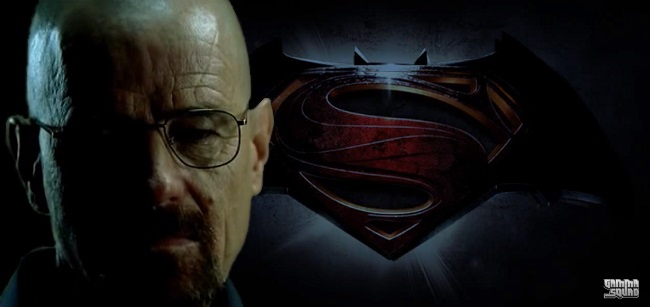 Bryan Cranston Cast As Lex Luthor In 'Man of Steel 2' Fan-Made Video artistic, awesome, comedy, funny, funny-crazy-wtf-people, interesting, music, random, silly, weird
