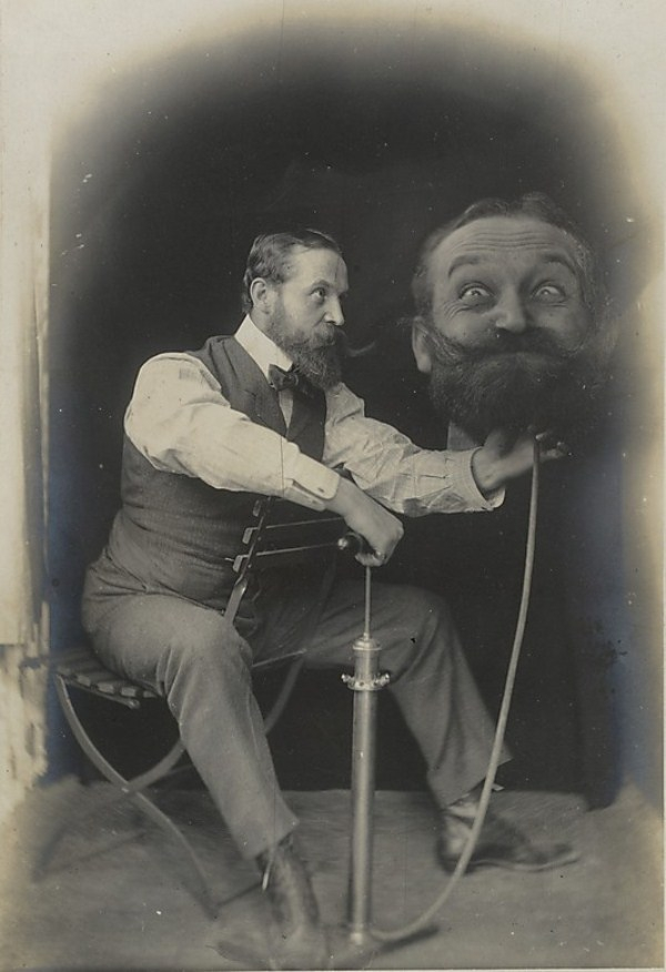 Fantastic Manipulations Performed Before The Golden Age Of Photoshop artistic, awesome, cool, funny, random, silly, sweet, weird