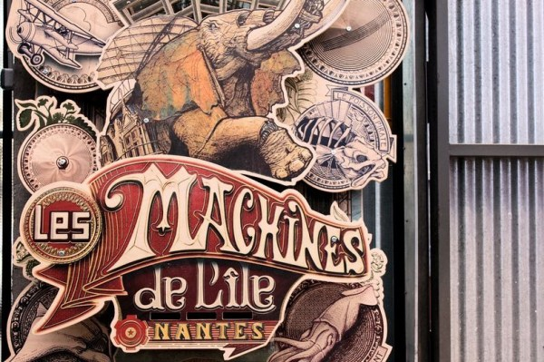 The Incredible Monsters & Machines Of The Isle Of Nantes