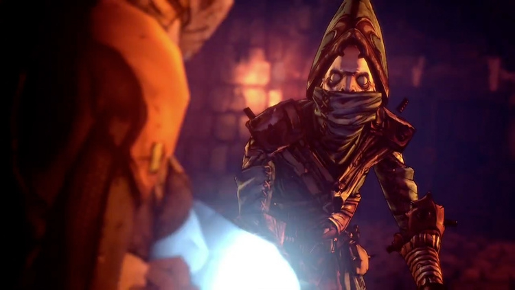 Skeletons Get Punched in New BORDERLANDS 2 Short  artistic, awesome, clever, cool, crazy, funny, random, rocks, silly, sweet
