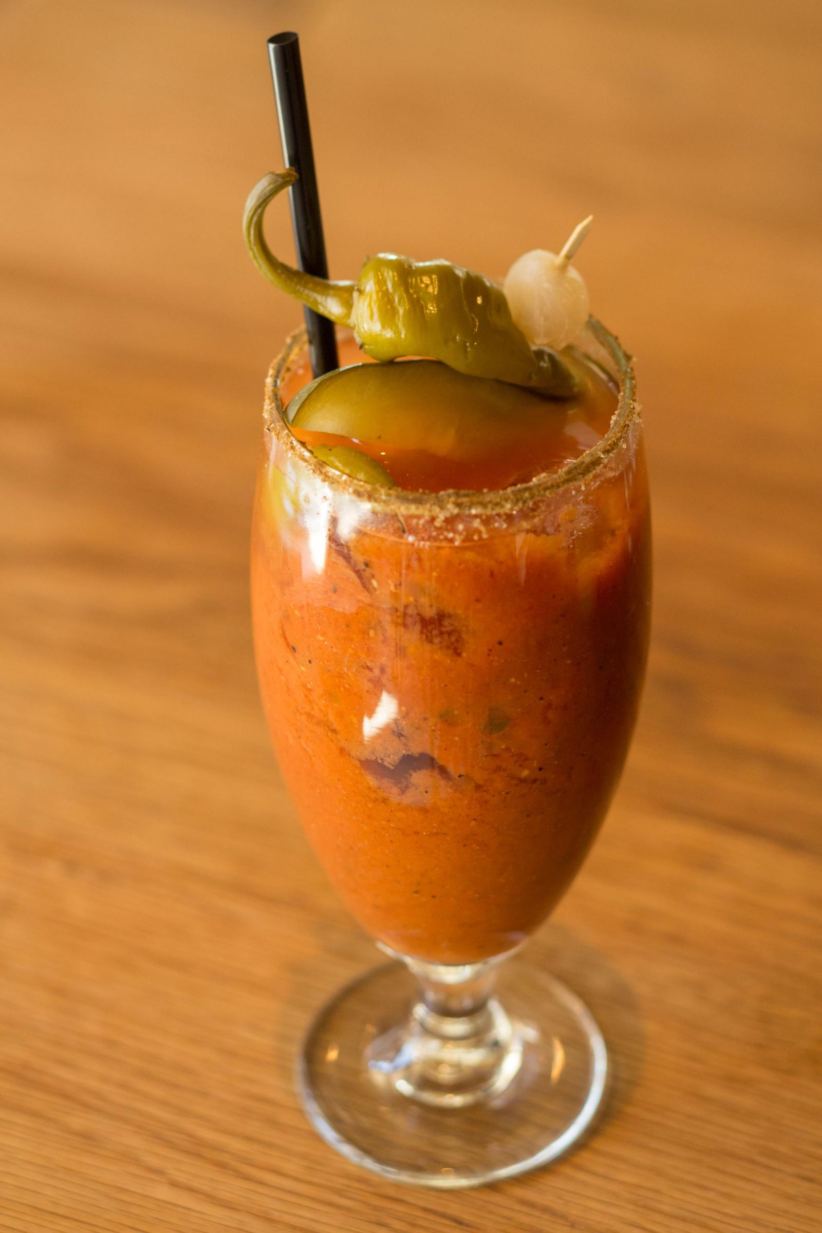 10 Bloody Mary recipes by Iron Chef Jose Garce.