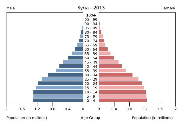 Demographics: arab-countries, history, infrastructure, learning, middle-east, national, need-to-know, news, politics, syria, world