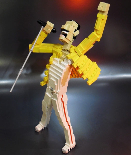 "Your Favorite Icons Immortalized in Lego ""lego"", art, cool, icons, legos"