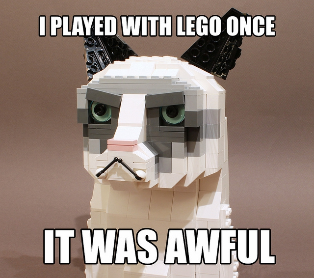 Your Favorite Icons Immortalized in Lego
