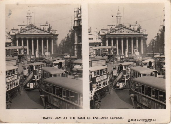 "Experience The 1920′s In 3D Via Stereoscopic Photography ""london"", canada, delhi, egypt, featured, history, holiday, mahmoudieh-canal, photographs, photography, rocky-mountains-canada, the-yoho-valley, travel, vintage"