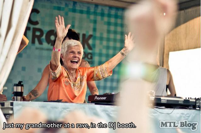 I Hope I'm This Awesome When I Get Old  awesome, fun, funny, grandma, grandpa, hilarious, humor, old, people, photo