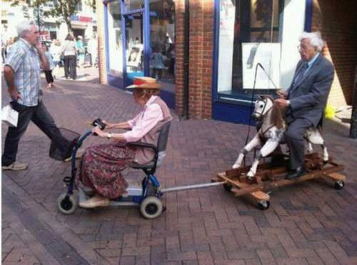 I Hope I'm This Awesome When I Get Old