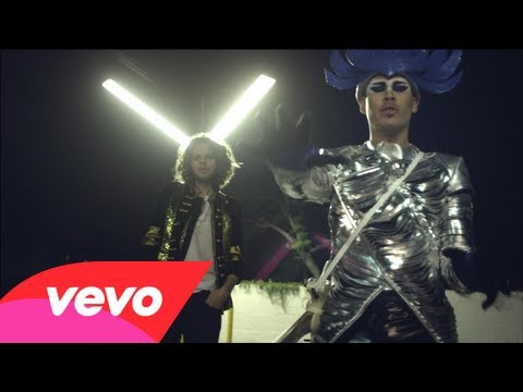 The Video For Empire Of The Sun's 'DNA' Is Delightful And Wacky