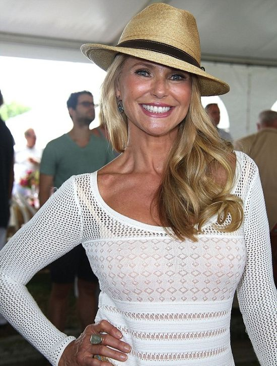 "Forever Young Christie Lee Brinkley  ""model"", actress, age, amazing, brinkley, celebrity, christie, cool, forever-young, look"