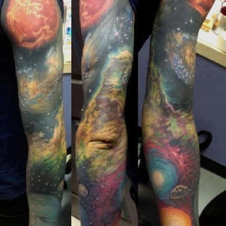 Science Nerd Tattoos