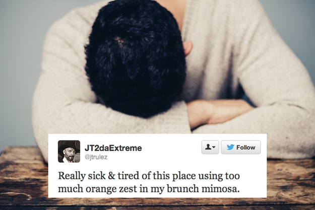 Hilarious Twitter Feed Highlights First World Problems art, benjamin-lee, funny, hilarious, meme, middle-class-problem