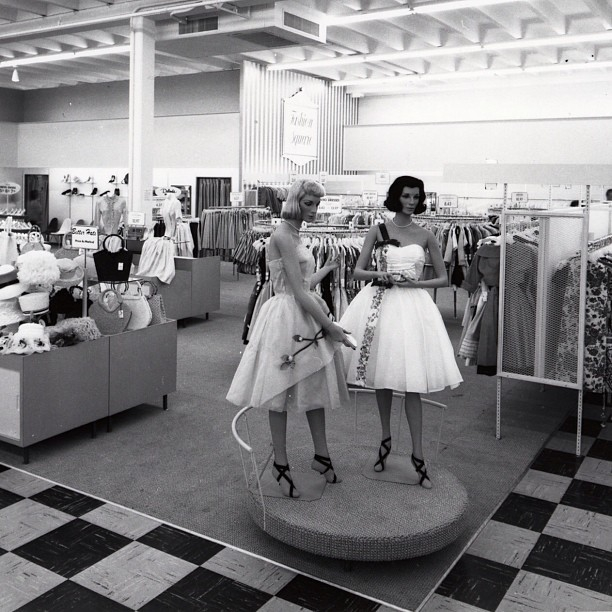 "A Look at Early Target Stores of the 1960s ""past"", anniversary, change, history, store, target"
