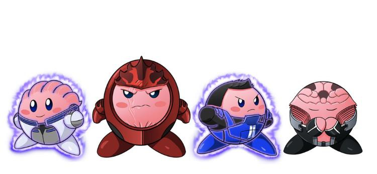 MASS EFFECT: The Kirby Effect