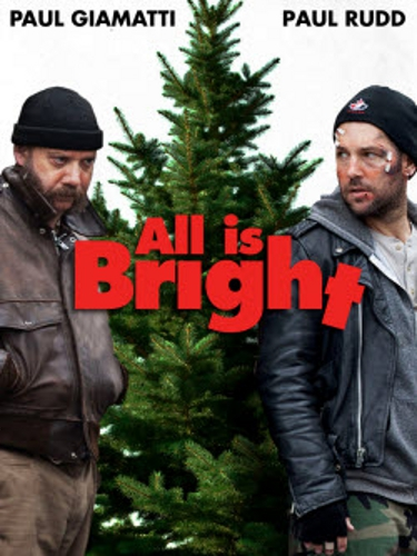 Paul Rudd, Paul Giamatti Have Some Trees For Sale In 'All Is Bright' artistic, awesome, cool, funny, random, silly, sweet, weird