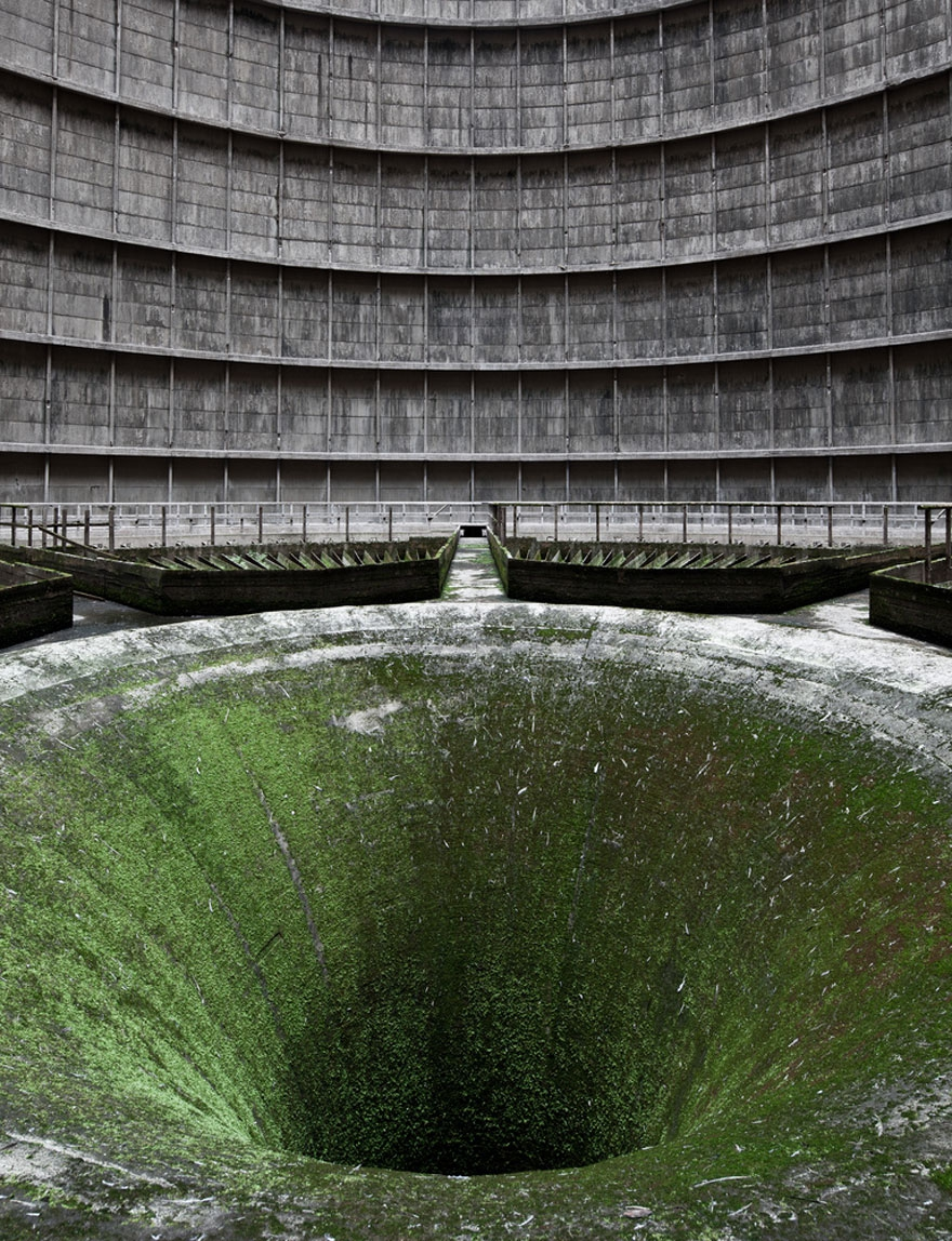 1. I.M. Cooling Tower, Belgium