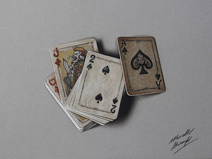 Incredible Hyperrealistic Drawings of Everyday Objects  art, hyperrealism, illustration, marcello-barenghi