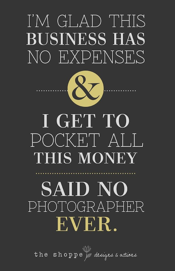 Funny Posters Reveal the Real Life of a Photographer design, posters, sarcastic, shoppe-designs