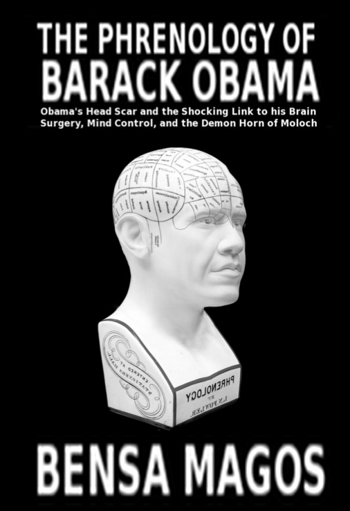 "Get inside Obama's Head, ""the Phrenology of Barack Obama"" ""Obama"", bensa-magos, books-to-read, obama-crazed, what-are-scars-tell-us"