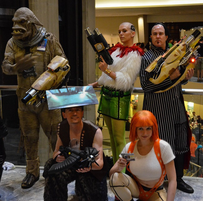 Luc Besson Would Like To Make A 'Fifth Element' Sequel (Plus Cosplay)