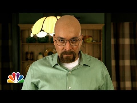Jimmy Fallon Is 'Jokesenberg' in Spot-On 'Breaking Bad' Parody
