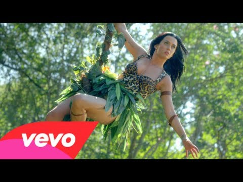 PETA Is Angry at Katy Perry for 'Roar' Music Video