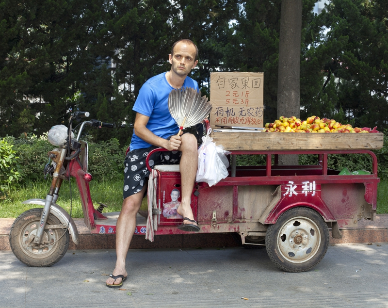 Migrant Workers of the future: Foreigners to Become China... [pic] china
