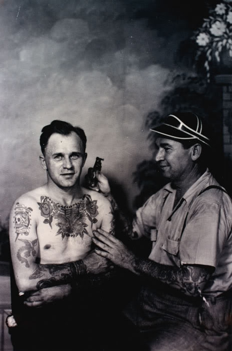A Retrospective On The Iconic Tattoos Of Yesteryear  artistic, awesome, clever, cool, crazy, funny, random, rocks, silly, sweet