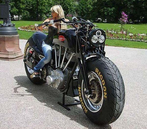Super bike from Germany