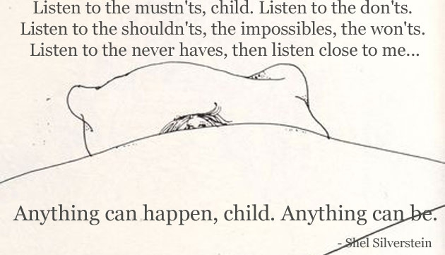 15 Inspiring Quotes From Your Favorite Childhood Authors