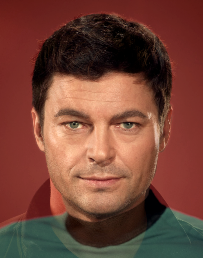 Star Trek Actors Combined