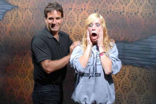 "Nightmares Fear Factory Returns With More Funny Haunted House Faces ""video"", awesome, funny, interesting, lol, monkey, news, trending"
