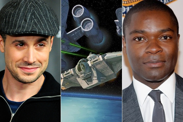 'Star Wars Rebels' Eyes Freddie Prinze Jr. and More