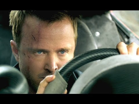 'Need for Speed' Trailer: Aaron Paul Goes All 'Fast and Furious'