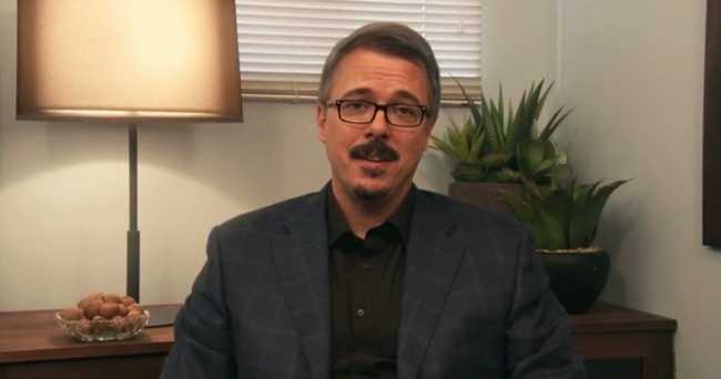Watch Vince Gilligan Announce His First Post-'Breaking Bad' Project