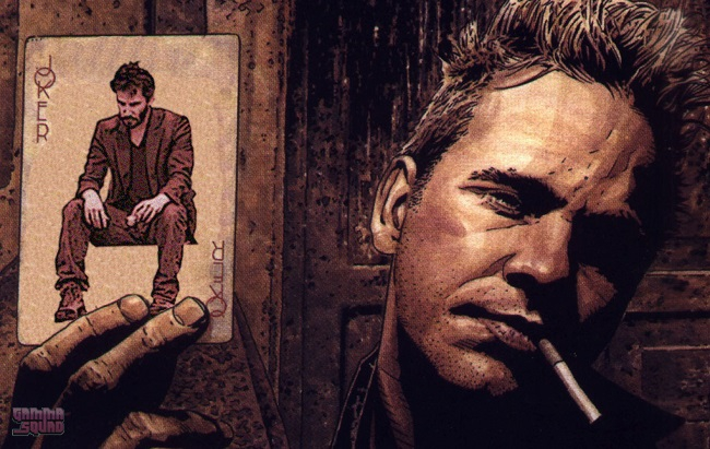 DC Comics And David Goyer Conjure A John Constantine TV Show
