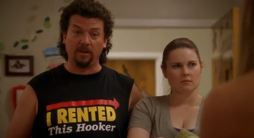 Kenny Powers Has A Message For All Of You Baseball Fans