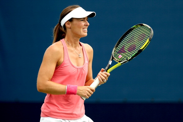 Martina Hingis Attacked Her Husband With A DVD Player, Evil Russians