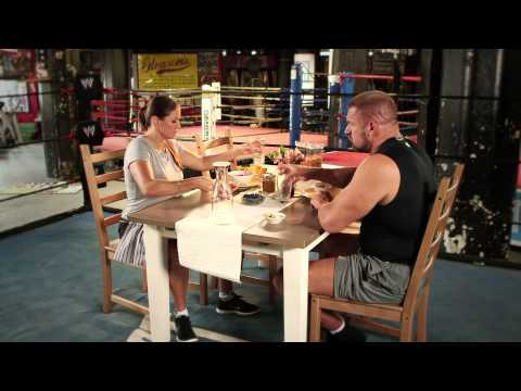 Breakfast Table Tango: WWE's Triple H & Stephanie McMahon