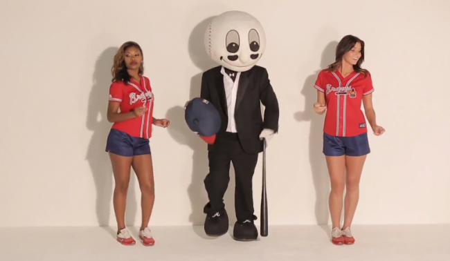 The Atlanta Braves Have A Blurred Lines Parody Video Now (ffffuuuu)