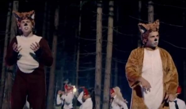Watch This: Ohio University's Rendition Of Ylvis' 'The Fox' Is Good