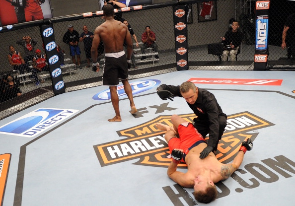 4 Of The Ultimate Fighter's Greatest Knockouts