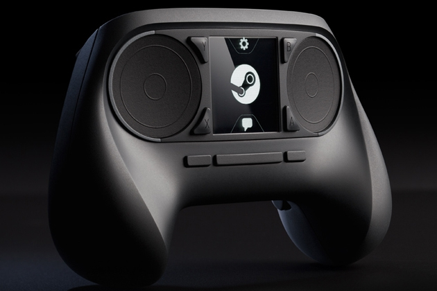 Valve Announces Steam Controller for Steam Machines